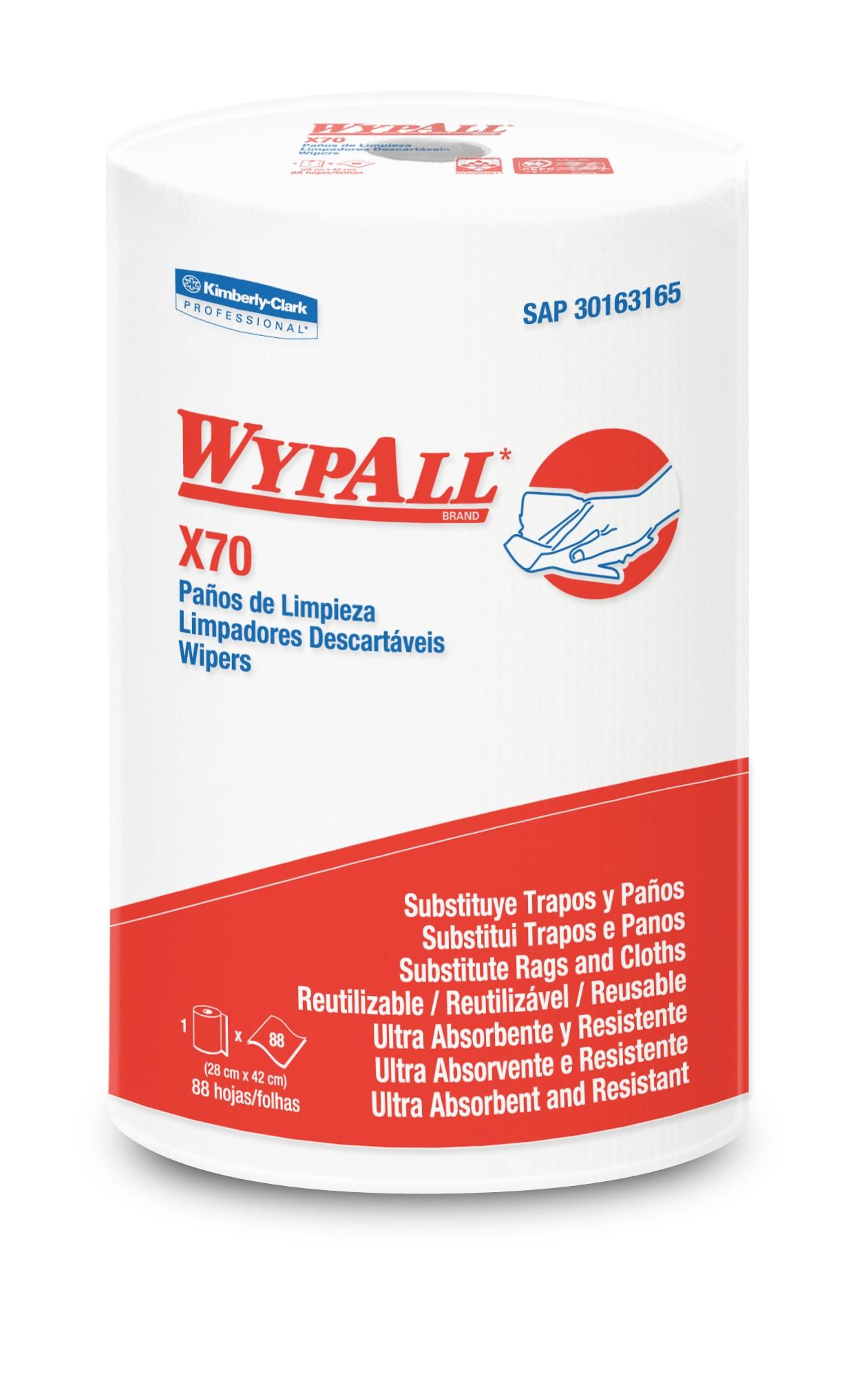 WYPALL* X-70 Regular Roll