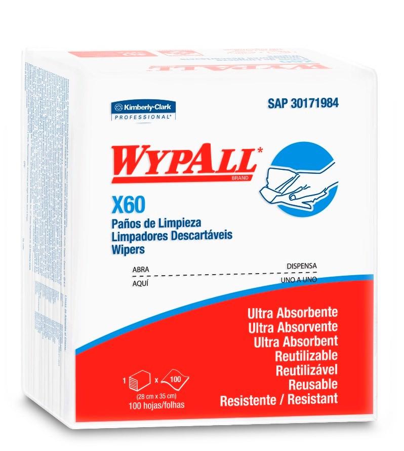 30171984 WYPALL* X60 Quarterfold