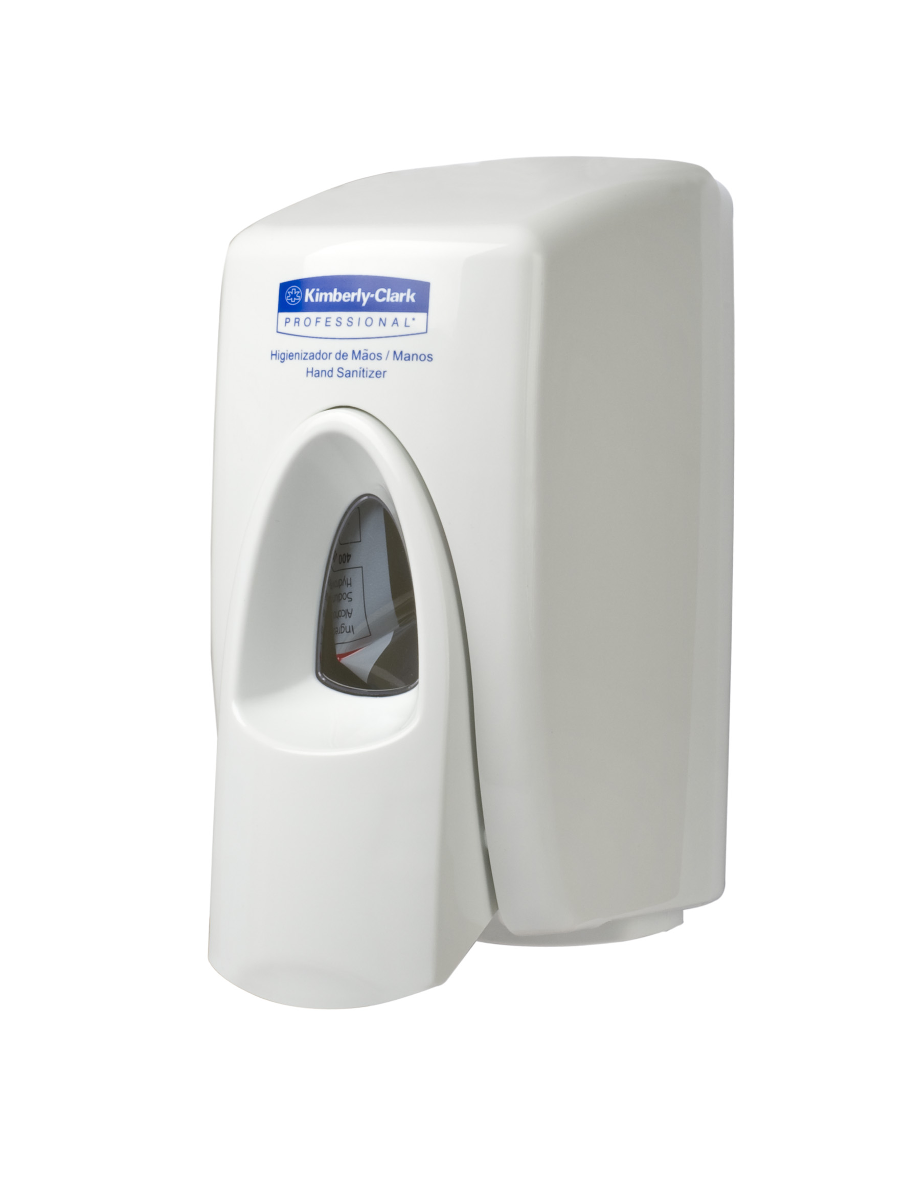 Dispensador de sanitizante kimberly clark professional for Dispensador de jabon de pared